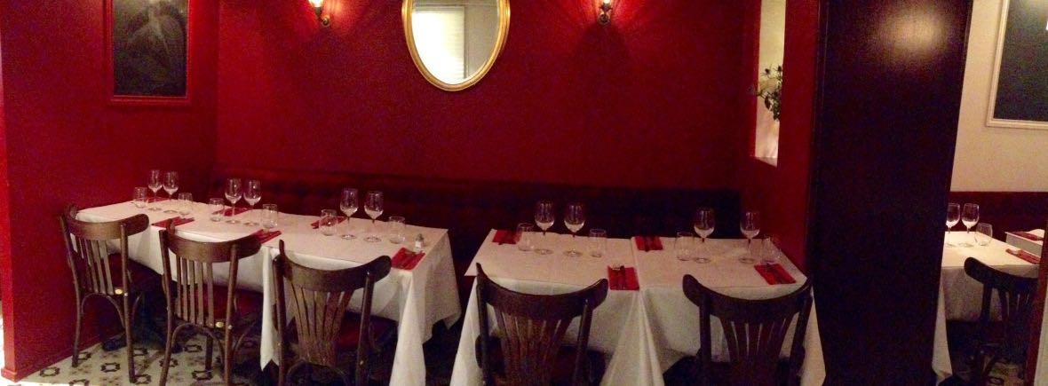 Bistrot Chez France - inside